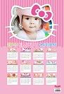 三麗鷗卡通年曆
