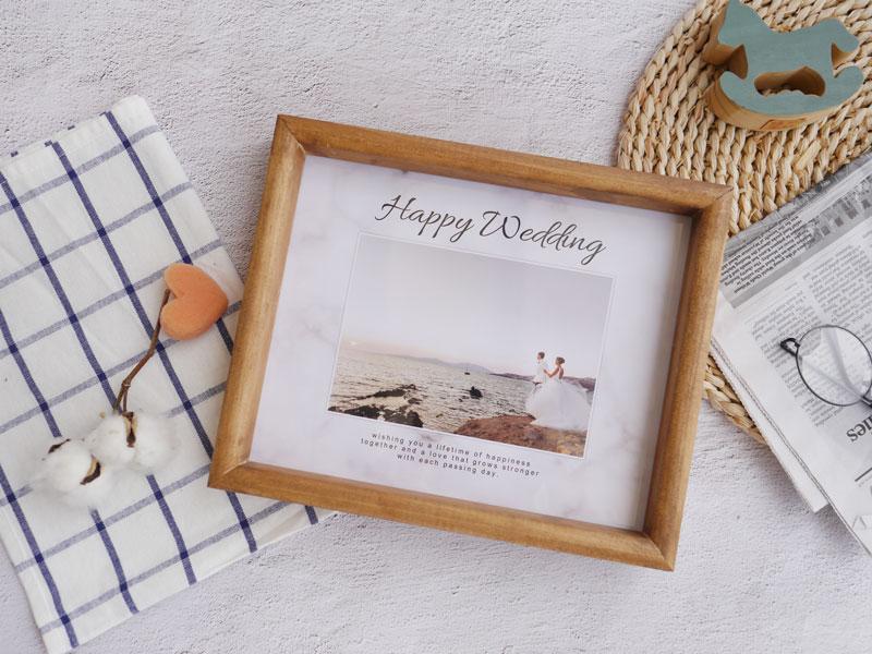 婚禮桌框 婚禮大相框 8x10相框