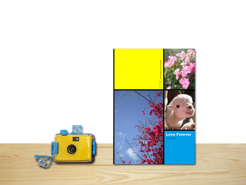 a4 size photobook