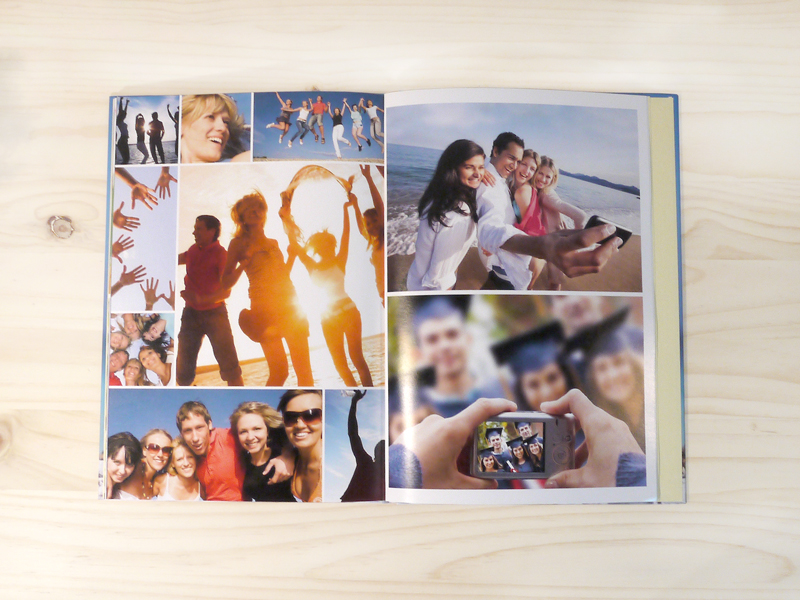 photo books multiple template