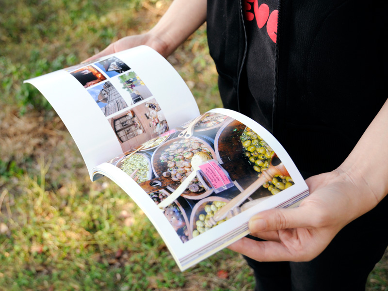 landscape photobook
