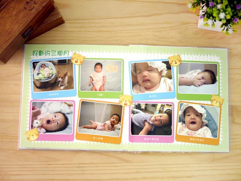 寶寶 生活 寫真 書 製作
