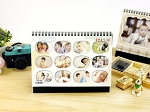 create yearly calendar