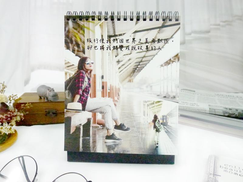 桌曆客製 桌曆製作 桌曆設計