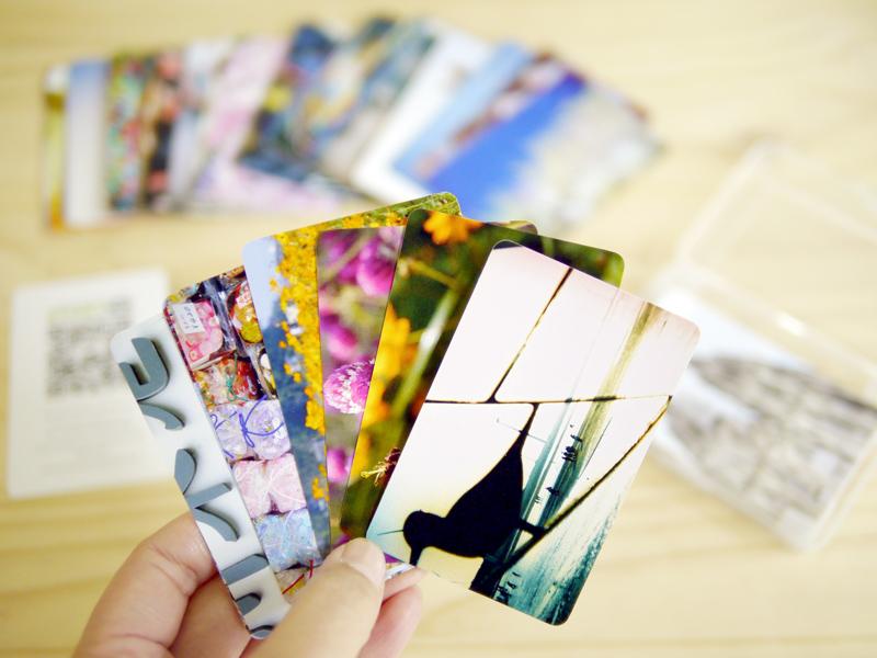 customized photo bookmarks