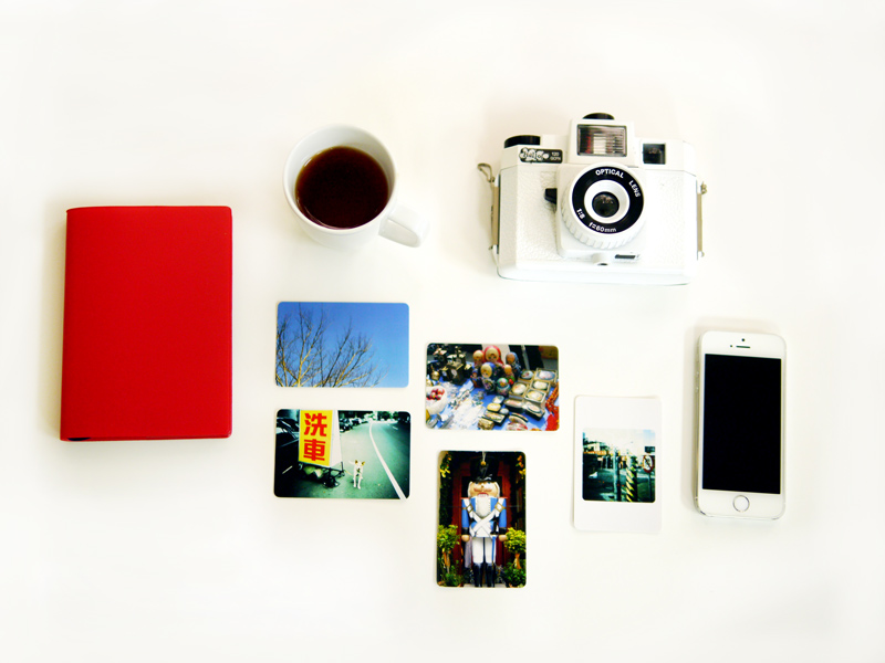 photo business cards print