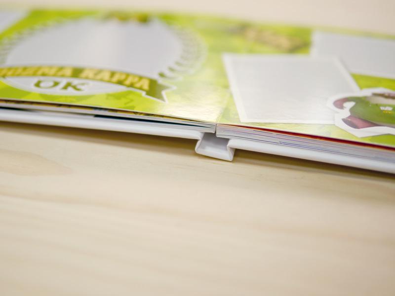 怪獸大學蝴蝶裝相片書,內頁亮膜保護,照片增艷又有基本防水效果