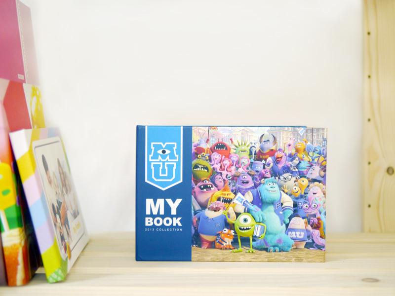 喜歡怪獸大學的你,書櫃裡可別少了這本相片書,一起回味搞笑又有趣的怪獸校園時光