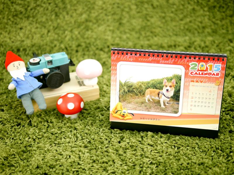 把喜歡的照片作成妙妙屋桌曆,隨時欣賞,好心情!