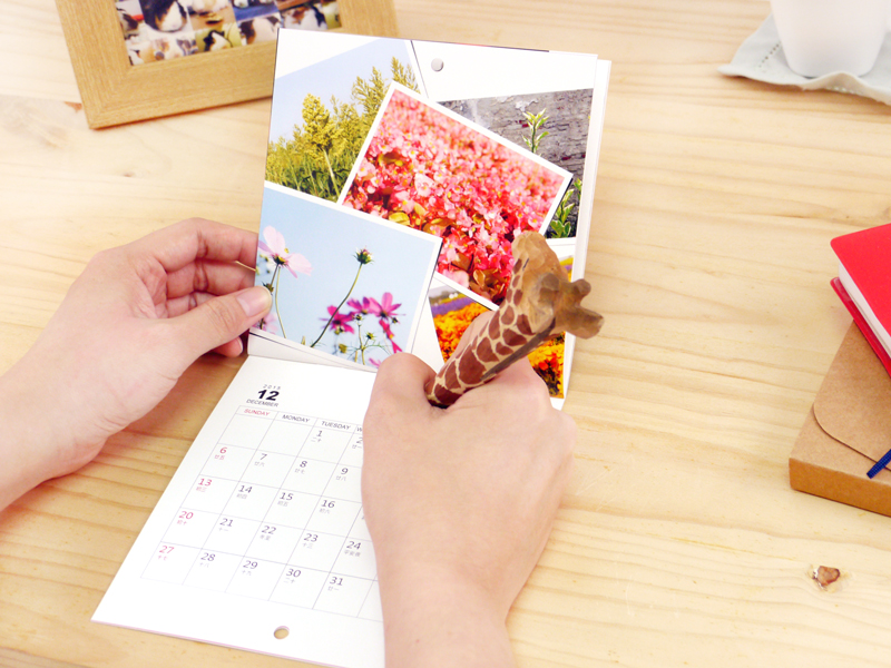 calendar making