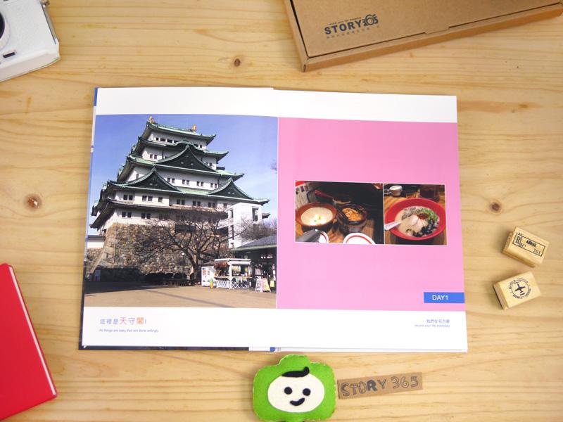 自製 旅遊 照片 書